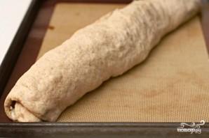 Стромболи с ветчиной, луком и сыром - фото шаг 3