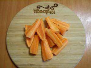 Морковный сок для похудения - фото шаг 2