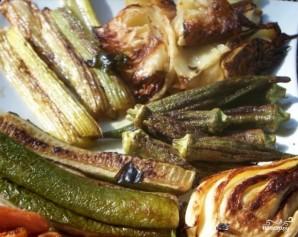 Жареные овощи - фото шаг 1
