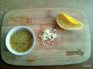 "Новогодний салат ""Кукареку"" - фото шаг 8"
