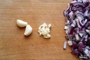 Соус для бургеров - фото шаг 1