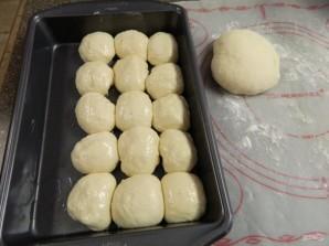 Сдобные булочки из дрожжевого теста - фото шаг 6