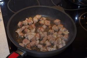 Щи из капусты со свининой - фото шаг 1