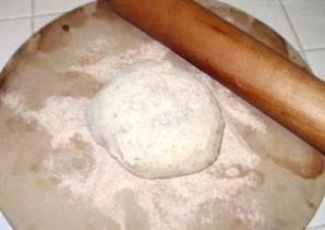 Овощная пицца с сыром Моцарелла - фото шаг 9