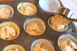 Кексы с шоколадной крошкой - фото шаг 6
