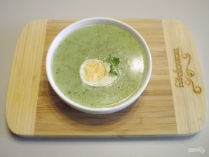 Крапивный суп - фото шаг 6