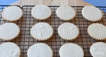 Сахарное печенье - фото шаг 6