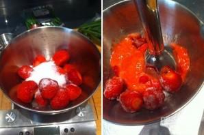 Мусс из ягод - фото шаг 1