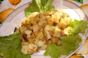 Жаркое в горшочках по-вегетариански - фото шаг 6