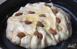 Пирог с курицей, миндалем и корицей - фото шаг 7