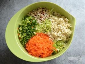Салат с филе курицы - фото шаг 4