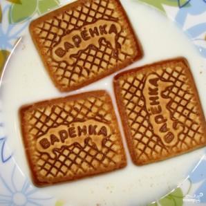 Торт без выпечки из печенья - фото шаг 2
