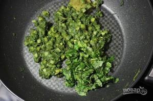 Рис со шпинатом - фото шаг 4