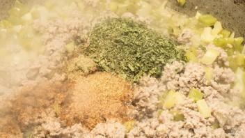 Рис с индейкой - фото шаг 4