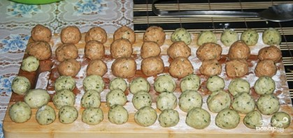 Томатные ньокки с базиликом и сметанным соусом - фото шаг 6