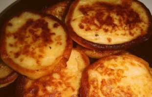 Оладьи из пюре картофельного - фото шаг 4