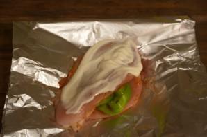 Куриная грудка с паприкой - фото шаг 3