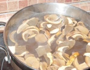 Суп из копченой рульки - фото шаг 7