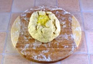 Осетинский пирог с картошкой и сыром - фото шаг 4