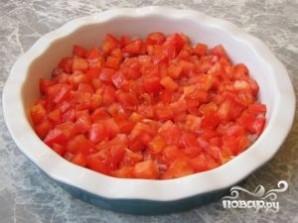 Тушеные баклажаны с помидорами - фото шаг 2
