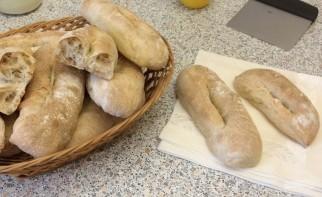 Пшеничные булки с тмином и кунжутом - фото шаг 6