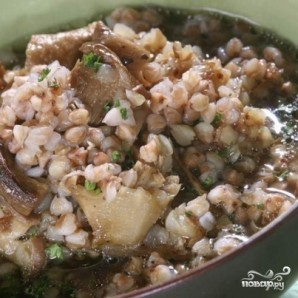 Суп из белых грибов - фото шаг 5