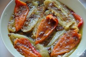 Болгарский перец в духовке - фото шаг 3