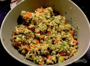 Салат с киноа и морковью - фото шаг 5