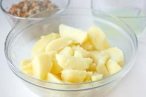Картофельные пирожки с фаршем - фото шаг 7
