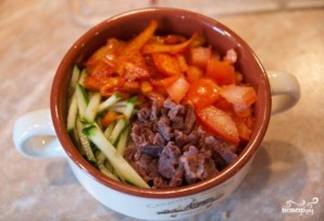Кукси по-корейски - фото шаг 10