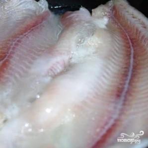 Филе пангасиуса в соусе - фото шаг 2