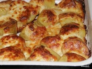 Печеный картофель в духовке - фото шаг 10