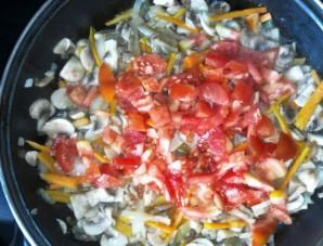 Суп-лапша с грибами   - фото шаг 2