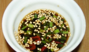 Жареные кабачки по-корейски - фото шаг 1