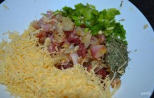 Картофель с начинкой - фото шаг 4