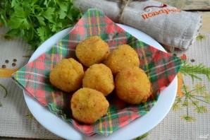 Картофельные шарики - фото шаг 5