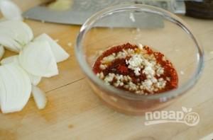Рыбный суп из скумбрии - фото шаг 2