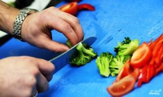 Легкий салат - фото шаг 2