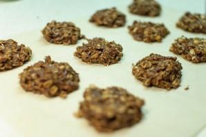 Шоколадное печенье без выпечки - фото шаг 4