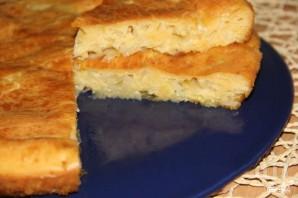 Ленивые пироги с капустой - фото шаг 3