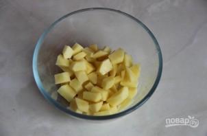 Гороховый суп из говядины - фото шаг 6