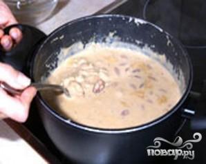 Кхир (индийское блюдо) - фото шаг 5