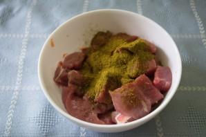 Вкусное мясо в горшочках - фото шаг 3