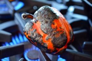 Диетический салат из кальмаров - фото шаг 1
