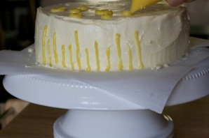 Торт на день рождения мужу - фото шаг 15