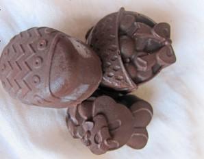 Сухофрукты в шоколаде - фото шаг 3