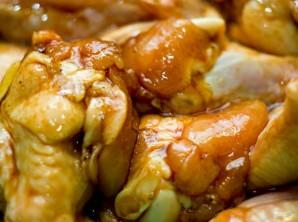 Куриные крылышки в имбирном соусе - фото шаг 1