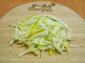 Диетический суп из кабачков - фото шаг 4