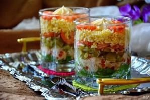 Салат со щавелем и яйцом - фото шаг 4