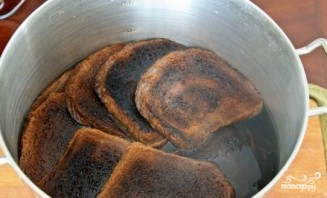 Домашний хлебный квас - фото шаг 3
